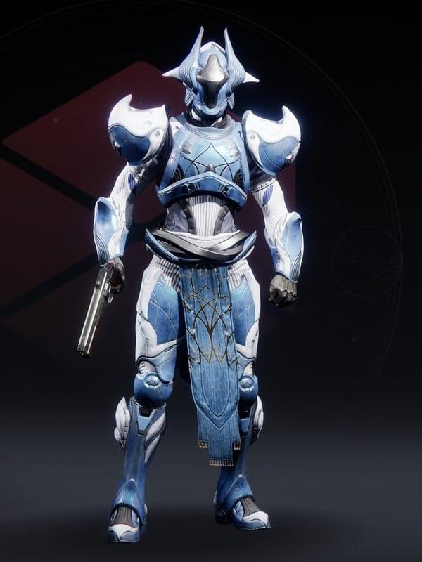 Destiny 2 Frostrike Titan Female