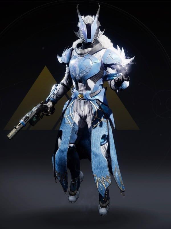 Destiny 2 Froststrike Warlock Male