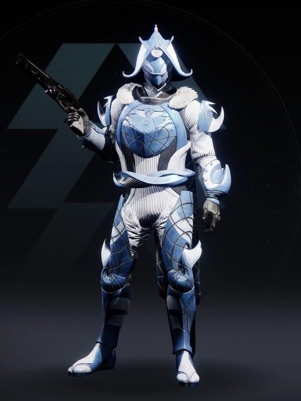 Destiny 2 Frostveil Set Hunter Male