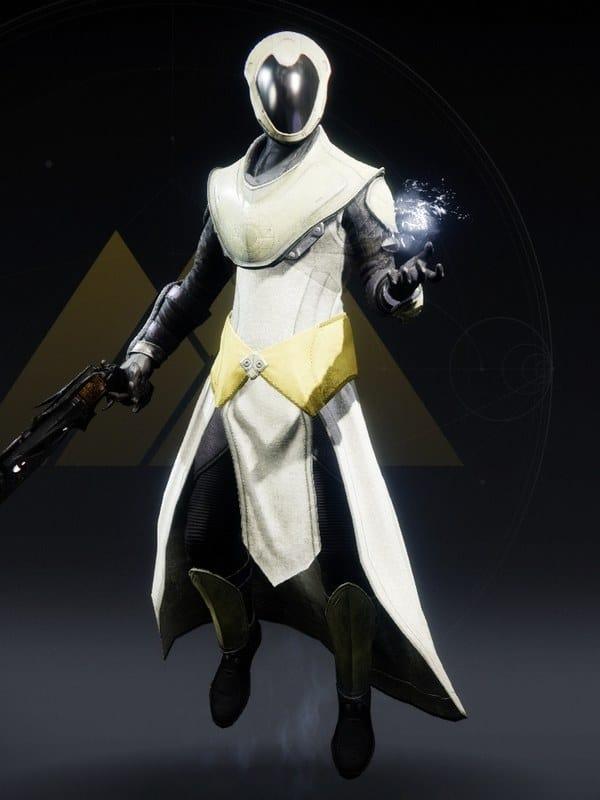 Destiny 2 Gensym Knight Warlock male