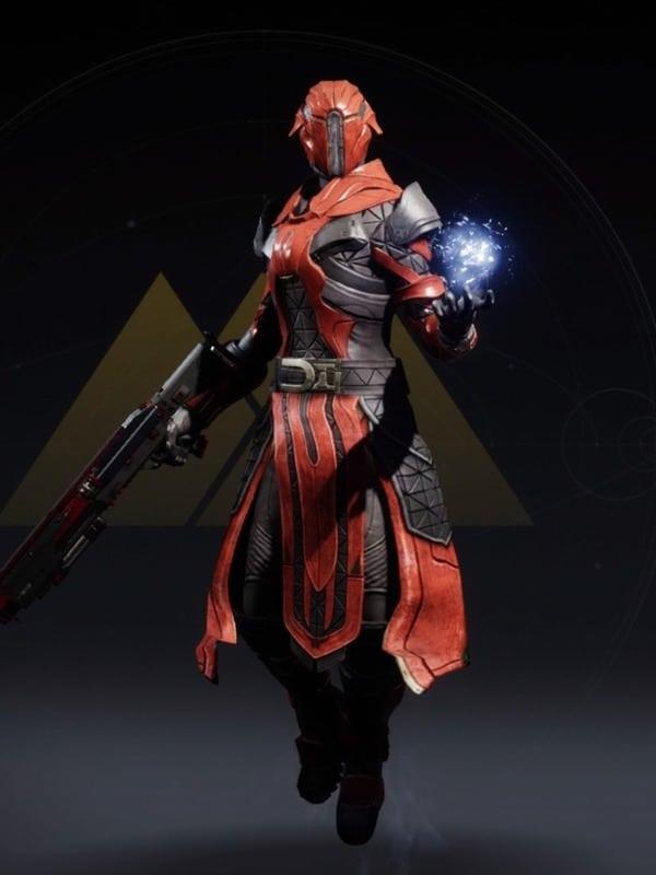 Destiny 2 Gunsmith's Devotion Warlock female V2