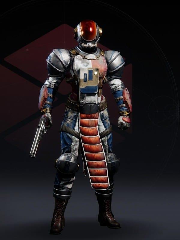 Destiny 2 Hardy's Set Titan Female