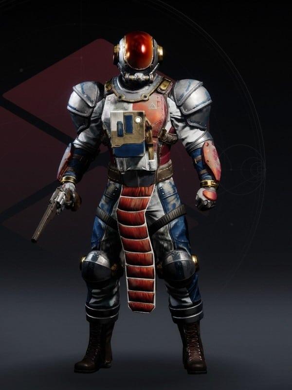 Destiny 2 Hardy's Set Titan male