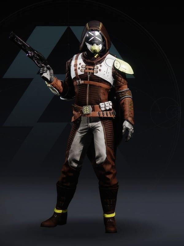 Destiny 2 Icarus Drifter Hunter Male