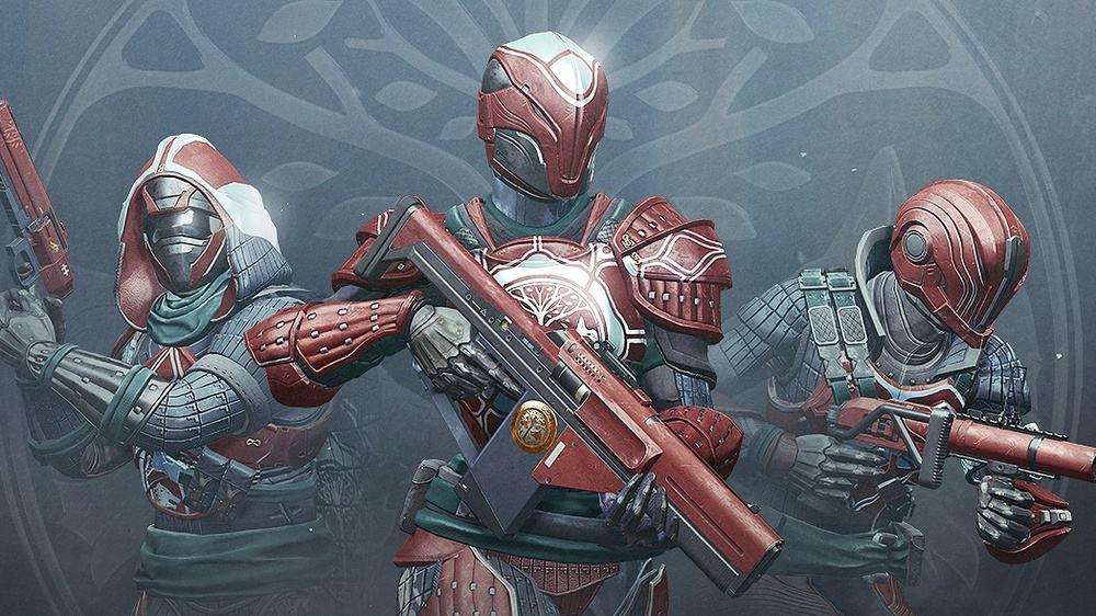 Destiny 2 Iron Symmachy sets