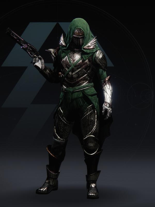 Destiny 2 Iron Truage Named Lords Hunter Male