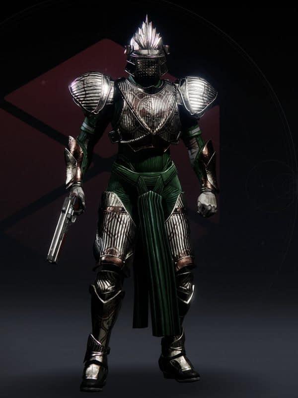 Destiny 2 Iron Truage Named Lords Titan Female