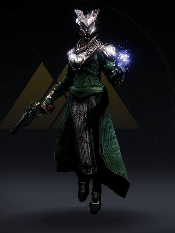 Destiny 2 Iron Truage Named Lords Warlock Female