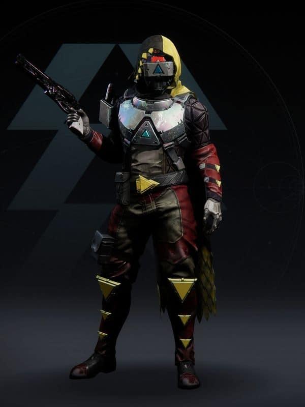 Destiny 2 Kairos Function Hunter Male