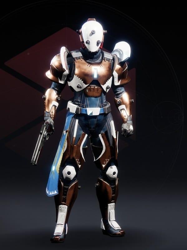 Destiny 2 Kairos Function Titan Female
