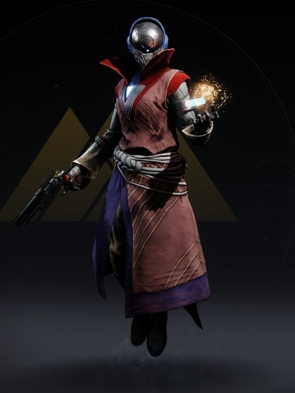 Destiny 2 Liminal Voyager Warlock Female