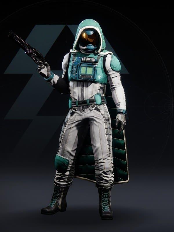 Destiny 2 Lost Pacific Hunter Male