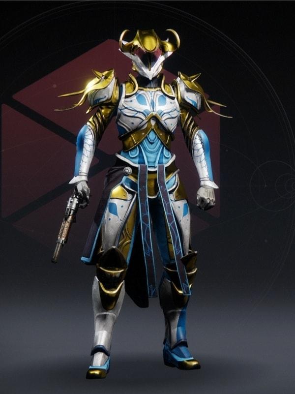 Destiny 2 Lucent Night Titan Female