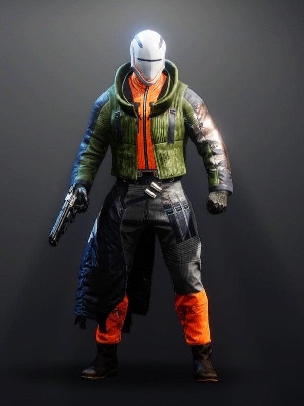 Destiny 2 Luxe Set Titan male