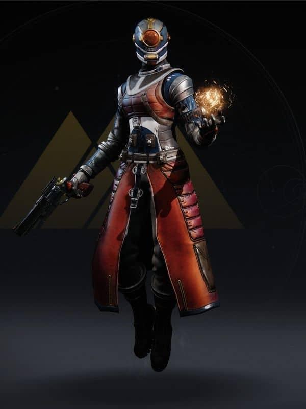 Destiny 2 Mihaylova's Set Warlock Female