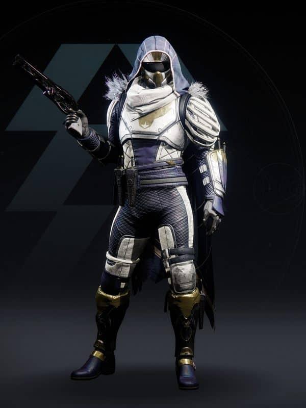 Destiny 2 Neoteric Kiyot Set Hunter Male
