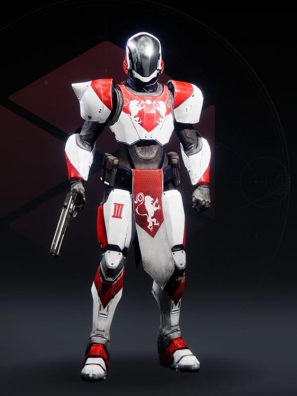 Destiny 2 Noble Constant Type 2 Titan Female