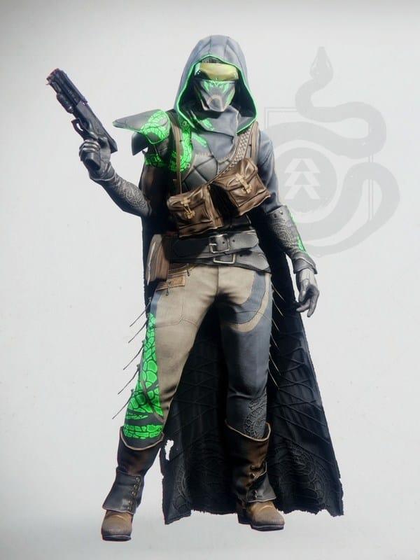 Destiny 2 Notorious Hunter Female