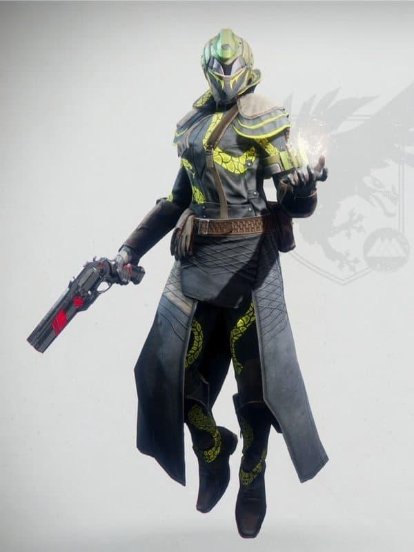 Destiny 2 Notorious Warlock Female