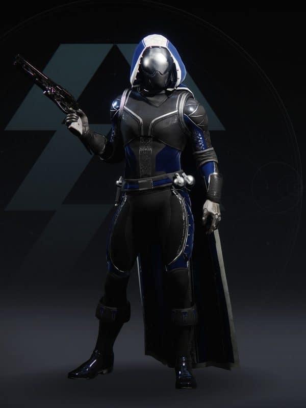 Destiny 2 Optimacy Hunter Male