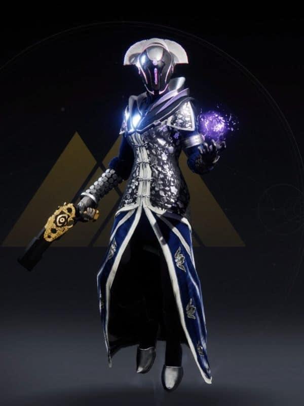 Destiny 2 Optimacy Warlock female