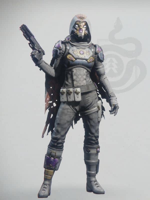 Destiny 2 Opulent Stalker Hunter Female
