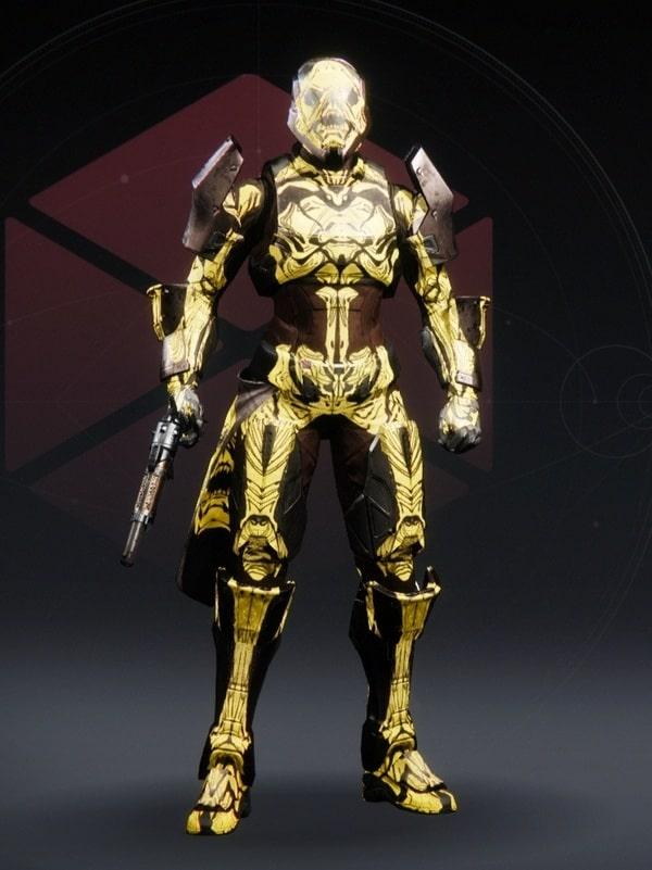 Destiny 2 Pandemonic Titan Female