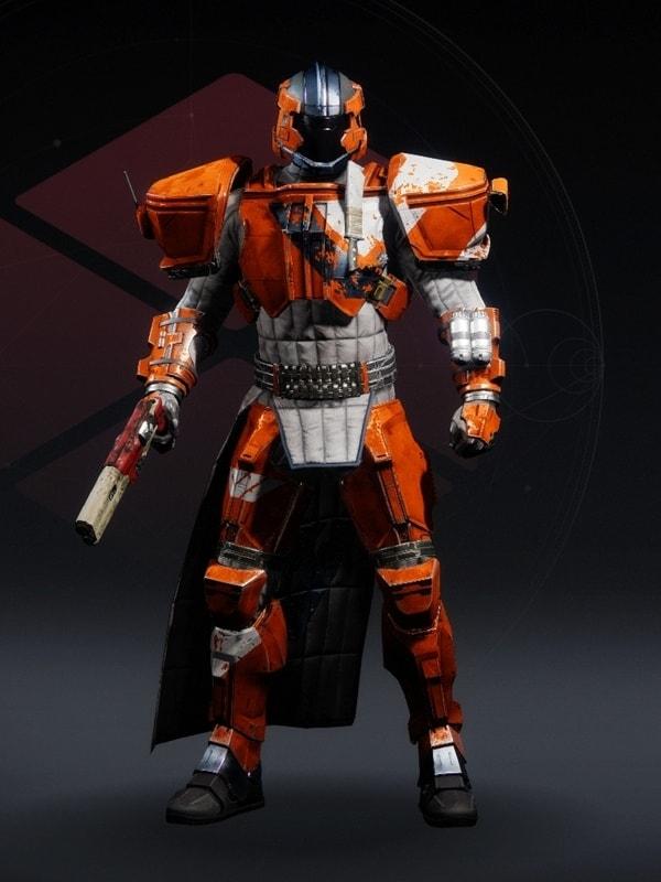 Destiny 2 Phobos Warden Titan male