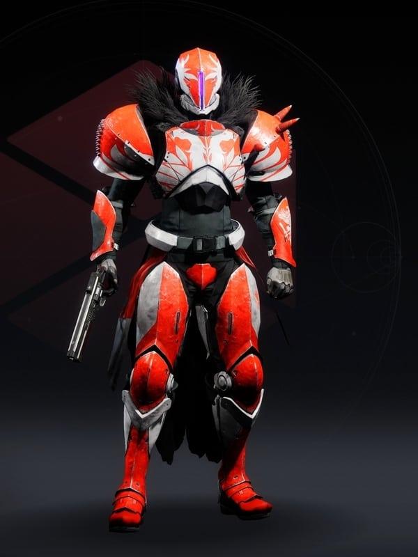 Destiny 2 Phoenix Strife Type 0 Titan Female