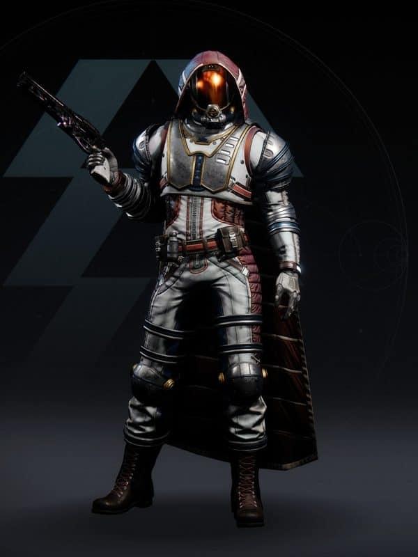Destiny 2 Qiao's Set Hunter Male