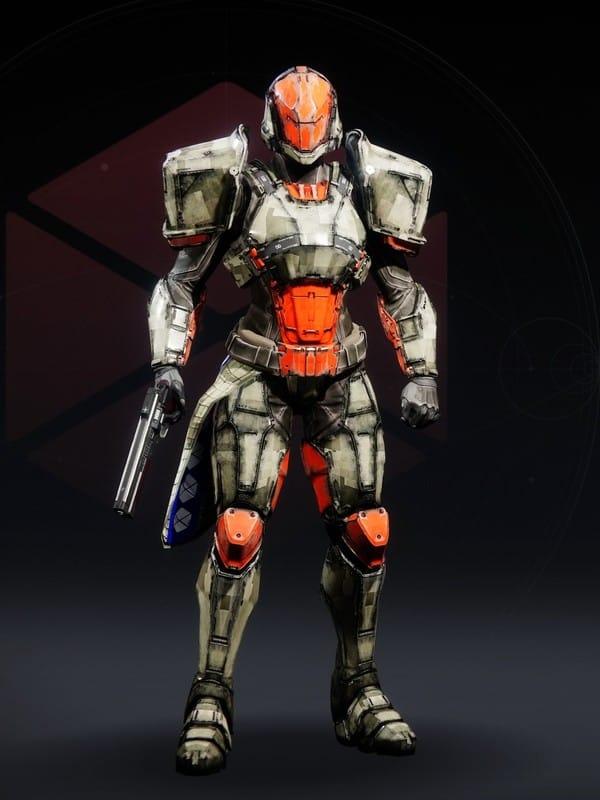 Destiny 2 Retro-Grade TG2 Titan Female