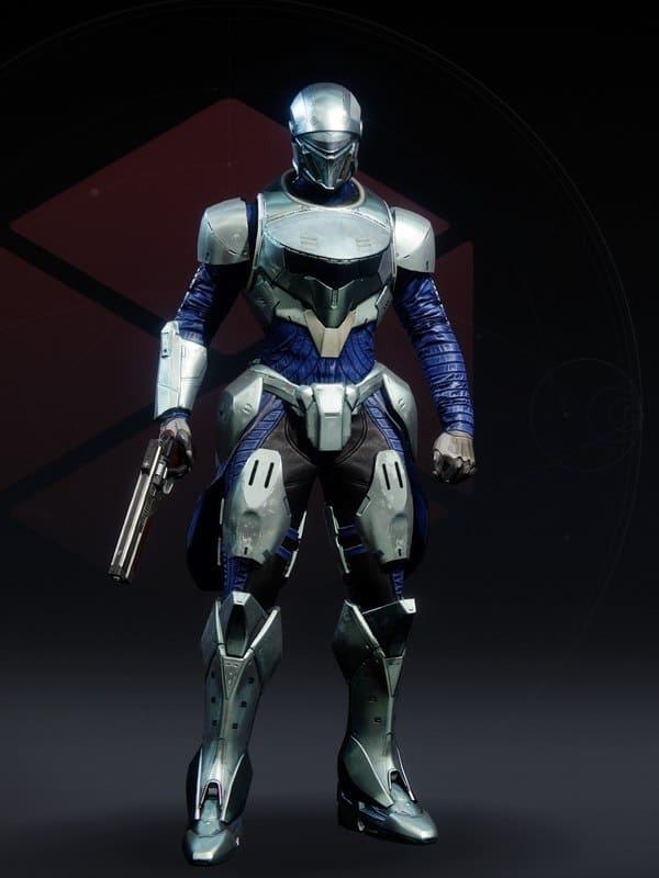 Destiny 2 Righteous Titan Female