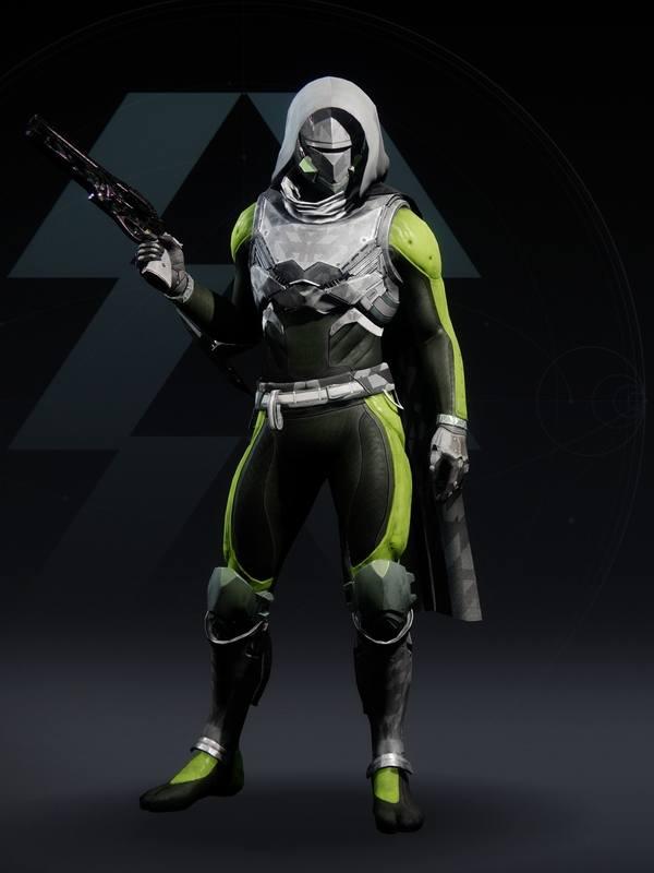 Destiny 2 Road Complex AA1 Hunter Male