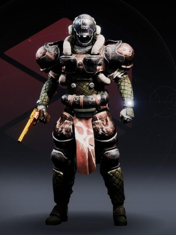 Destiny 2 Scatterhorn Titan male