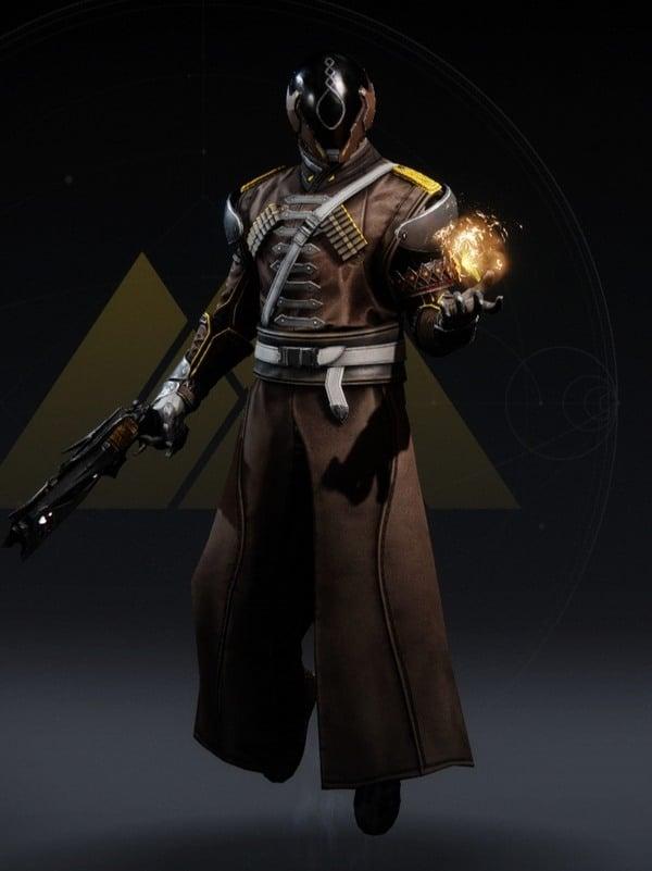 Destiny 2 Seventh Seraph Warlock male