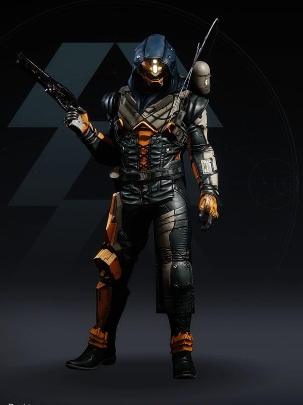 Destiny 2 Siegebreaker Hunter Male