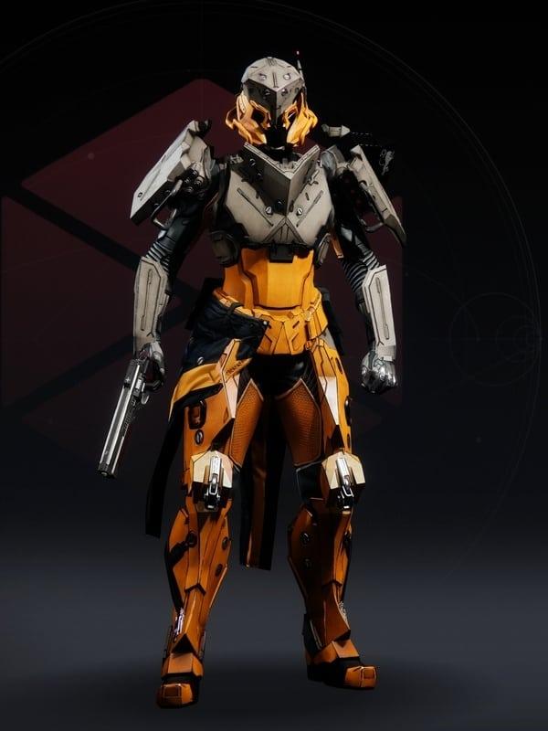 Destiny 2 Siegebreaker Titan Female