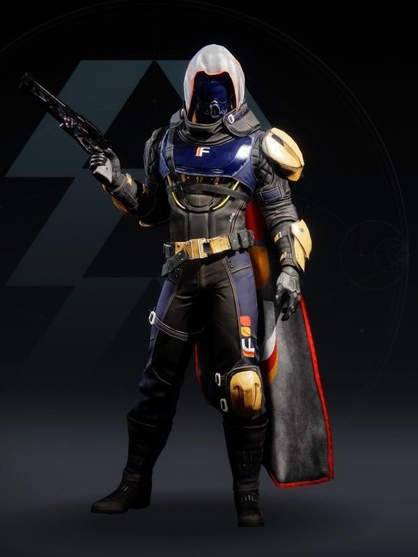 Destiny 2 Simulator Hunter Male
