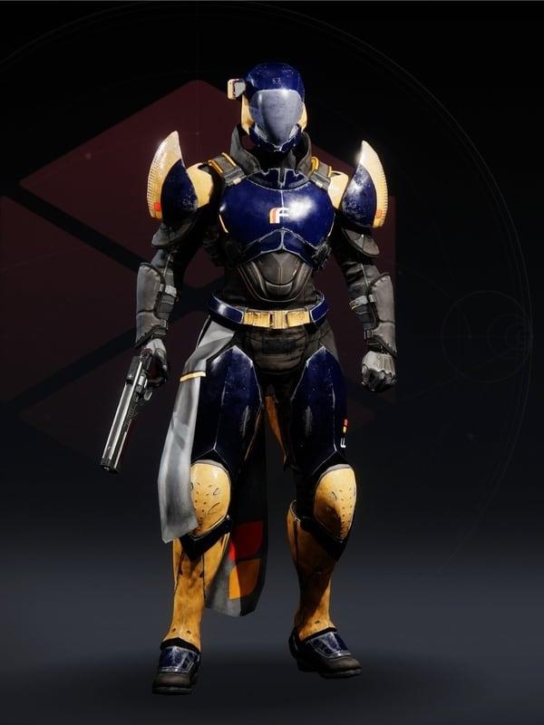 Destiny 2 Simulator Titan Female