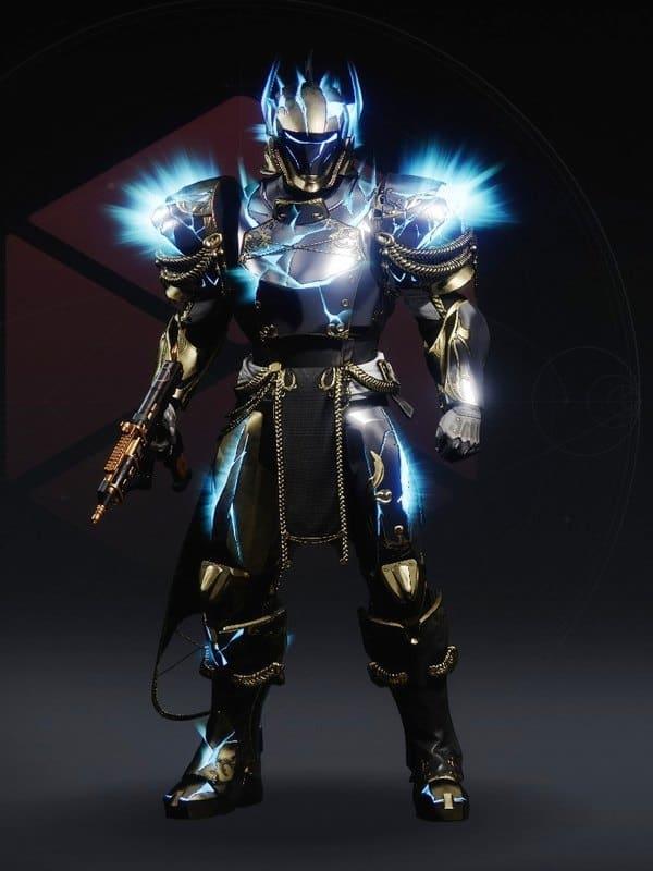 Destiny 2 Solstice Magnificent Titan male