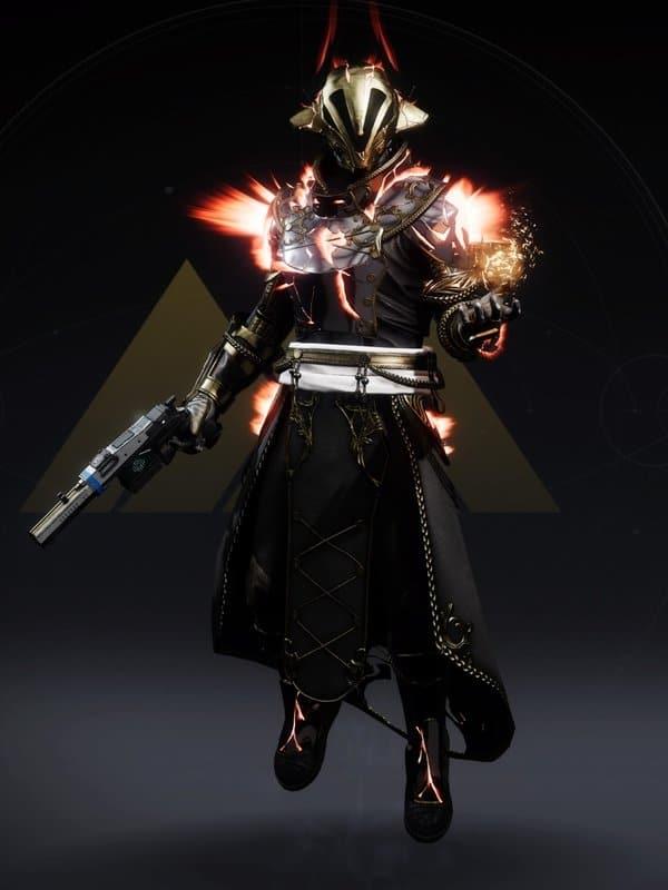 Destiny 2 Solstice Magnificent Warlock Male