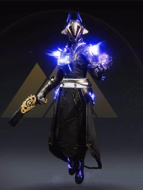 Destiny 2 Solstice Magnificent Warlock female