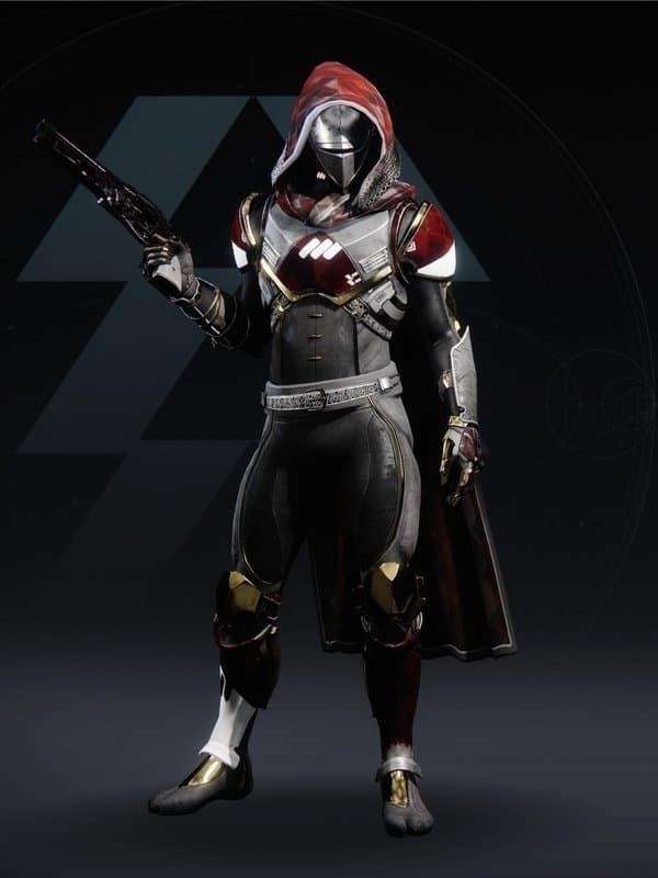 Destiny 2 Sovereign Hunter Male