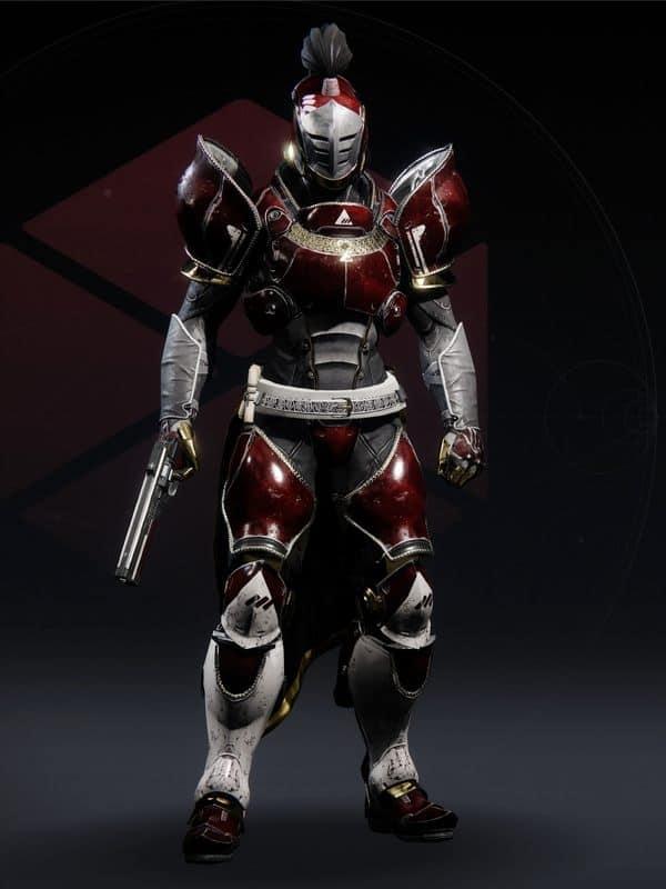 Destiny 2 Sovereign Titan Female