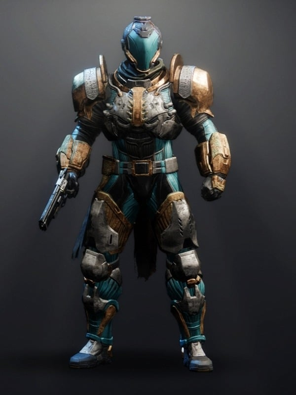 Destiny 2 Star Crossed Titan male