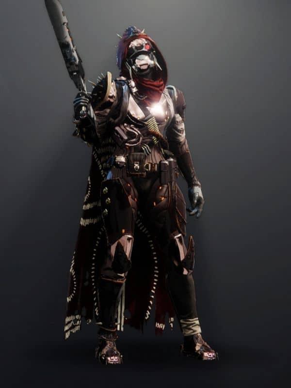 Destiny 2 Steeplechase Hunter female