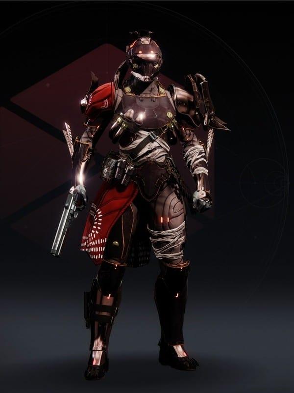Destiny 2 Steeplechase Titan Female