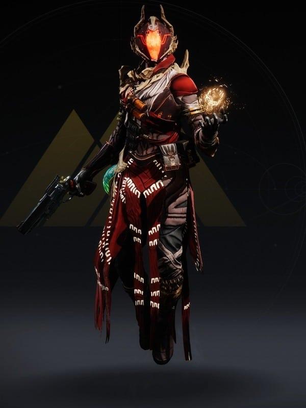 Destiny 2 Steeplechase Warlock Female