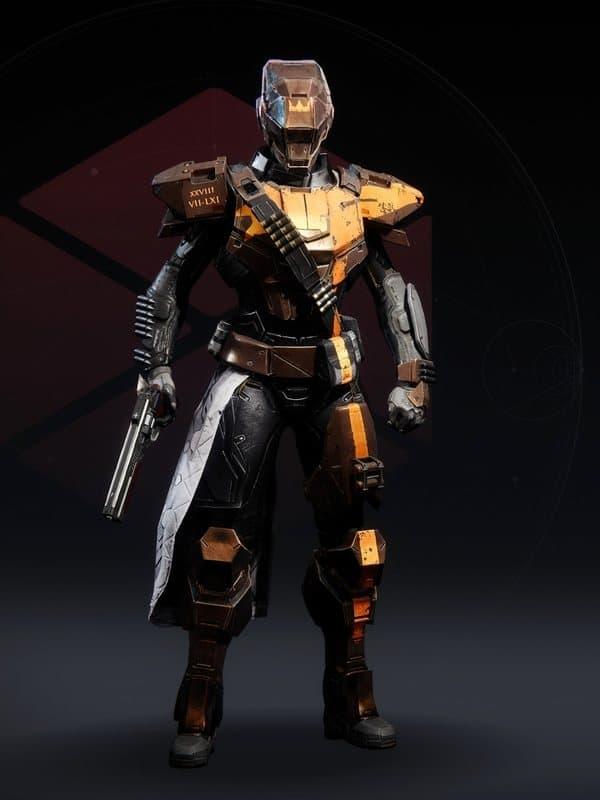 Destiny 2 Sunbreak Titan Female