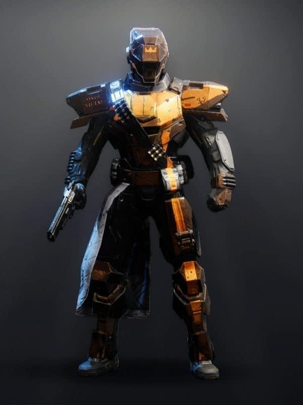 Destiny 2 Sunbreak Titan male